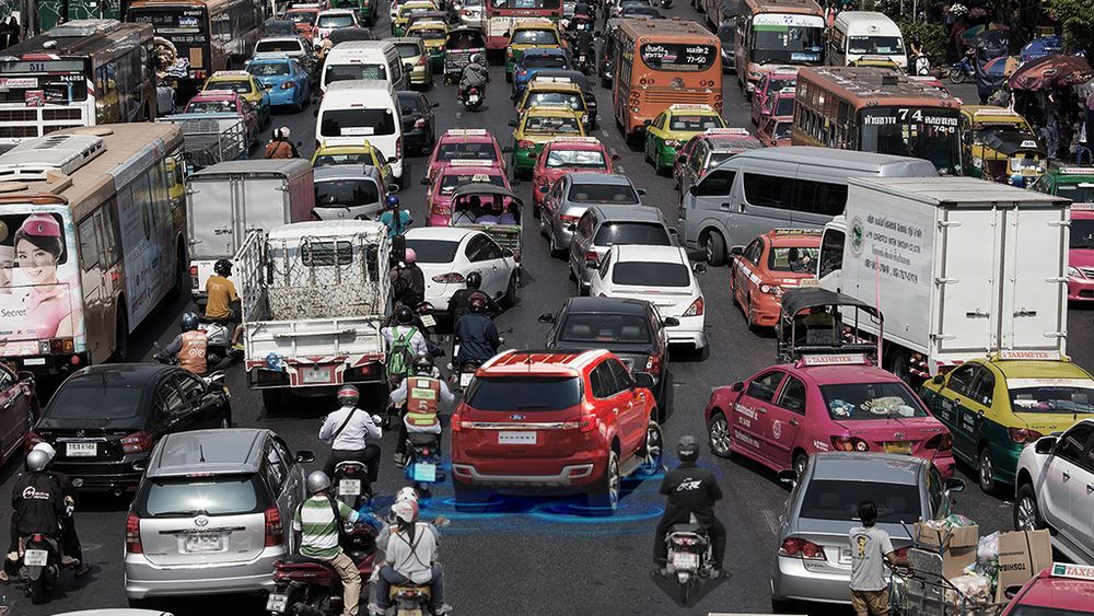 [PR News] ขับขี่ปลอดภัย ห่างไกลจากอุบัติเหตุด้วยระบบช่วยเบรกฉุกเฉินอัตโนมัติจากฟอร์ด