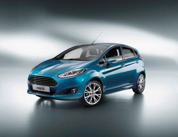 Ford Fiesta สร้างสถิติรถที่ขายดีที่สุดตลอดกาลในอังกฤษ