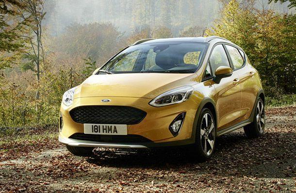 เผยสเปก Ford Fiesta ใหม่ ครบครันเบนซิน-ดีเซลในยุโรป
