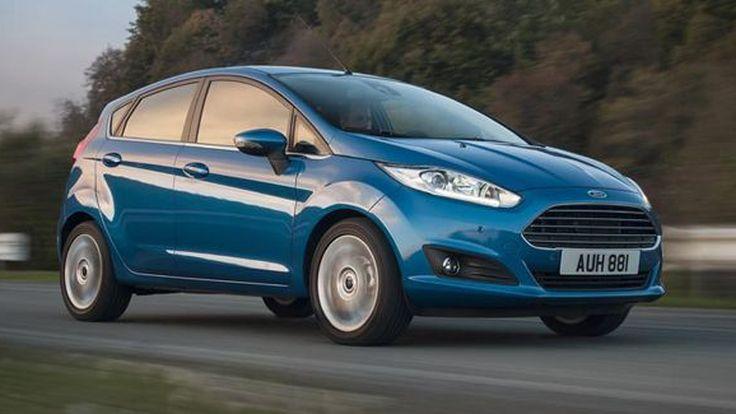 Ford Fiesta คว้าตำแหน่งรถยอดขายสูงสุดในยุโรปเป็นปีที่สามติดต่อกัน
