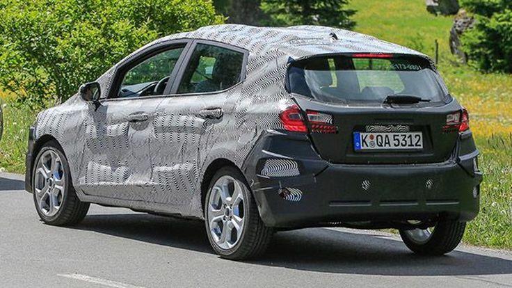 Ford Fiesta เจนเนอเรชั่นใหม่จ่อเผยโฉมวันที่ 29 พฤศจิกายนนี้
