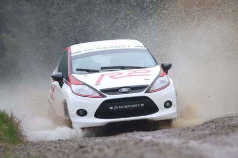 Ford Fiesta R2 Rally Kit ชุดแต่งเพิ่มพลัง ลูกค้ามีสิทธิ์ร่วมรายการ Fiesta Sport Trophy