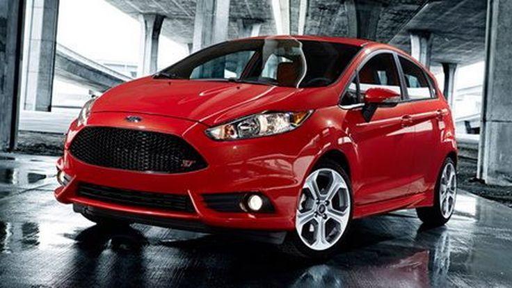 Ford Fiesta ST ปรับแต่งสมรรถนะ เผยโฉมแล้วในงาน 2012 LA Auto Show