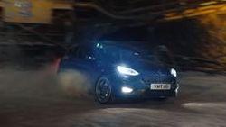 ซิ่งได้อีก นักแข่ง WRC ขับ New Fiesta ST ดริฟท์ลุยเหมืองเกลือใต้ดิน