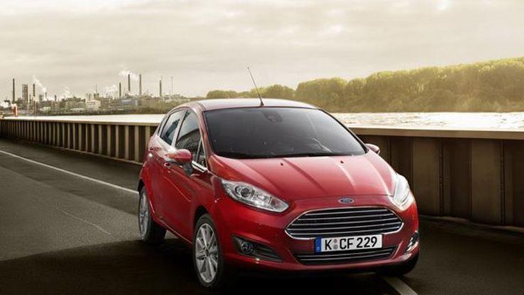 ไปดู Ford Fiesta อัพเกรดรูปลักษณ์และขุมพลังในยุโรป