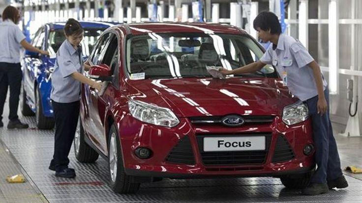 Ford Focus ผงาดคว้าแชมป์รถที่มียอดขายสูงที่สุดในโลกสองปีซ้อน