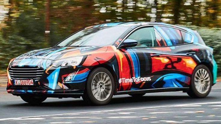 แย้มภาพ Ford Focus โฉมใหม่ เตรียมเปิดตัวจริงต้นปีหน้า