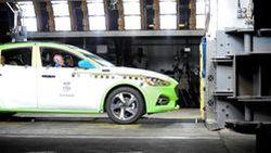 2019 Ford Focus ผ่านการทดสอบความปลอดภัยระดับ 5 ดาว จาก European Test