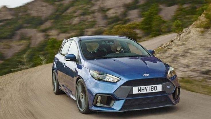 หล่อจริง !! Ford Focus RS เปิดขายแล้ว ณ สหรัฐอเมริกา ด้วยราคาเริ่มต้น 36,605 เหรียญ หรือราวๆ 1.2 ล้านบาทไทย