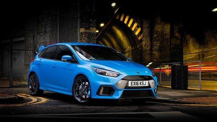 แรงขึ้นอีกนิด !! Ford Focus RS รุ่นพิเศษจากสำนัก Mountune พร้อมพลัง 375 แรงม้า