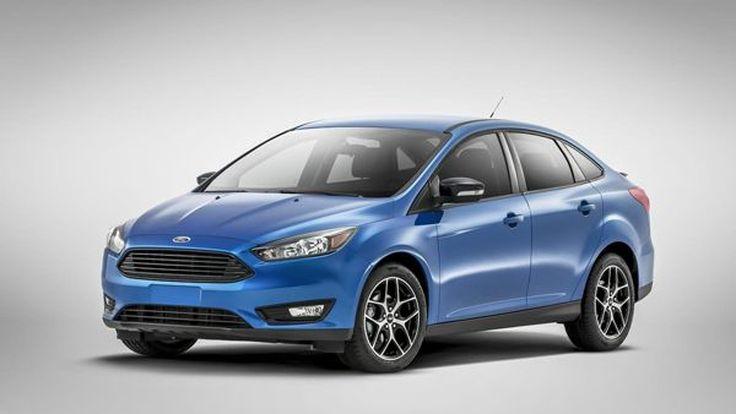 Ford Focus Sedan ครองสถิติรถยนต์ขายดีทั่วโลกปี 2013