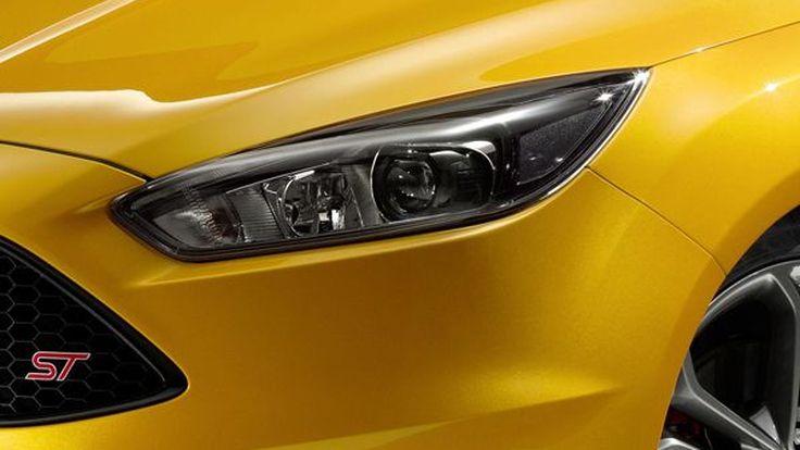 Ford Focus ST รุ่นปรับโฉม เพิ่มขุมพลังดีเซล เตรียมบุกงาน Goodwood