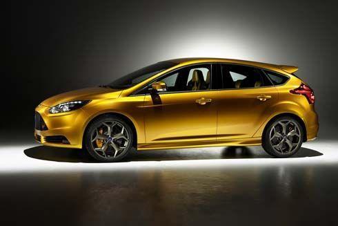 All-New Ford Focus ST ปี 2012 ติดขุมพลังใหม่ Ecoboost เตรียมโผล่ที่ปารีสพร้อมญาติ