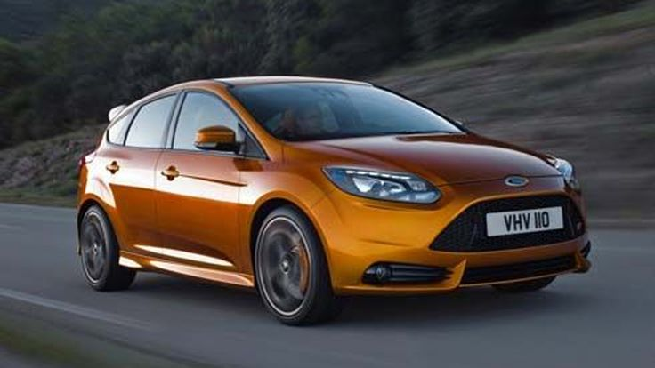 Ford Focus ST 2013 มาในโฉมแฮทช์แบ็กและเอสเตท ทำตลาด 40 ประเทศทั่วโลก