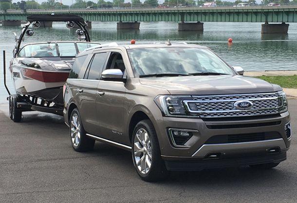 Ford มุ่งเน้นผลิตรถเอสยูวีขนาดใหญ่มากขึ้น หลังทำกำไรมากกว่ารถขนาดเล็ก