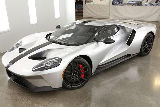 โหดกว่าเดิม Ford แนะนำแพ็คเกจ GT Competition Series เน้นรีดน้ำหนัก