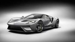 Ford GT Concept  มากับเครื่องยนต์ Ecoboost Twin-Turbo V6 กำลังมากกว่า 600 แรงม้า