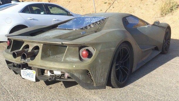 [ชมคลิป] Ford GT Prototype กับการทดสอบสุดโหด ขั้นตอนสุดท้ายของก่อนผลิตส่งมอบให้ลูกค้า