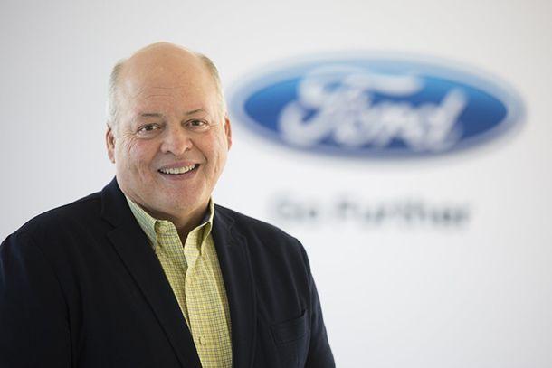 """Ford ประกาศแต่งตั้ง """"จิม แฮคเก็ต"""" เป็นซีอีโอคนใหม่"""