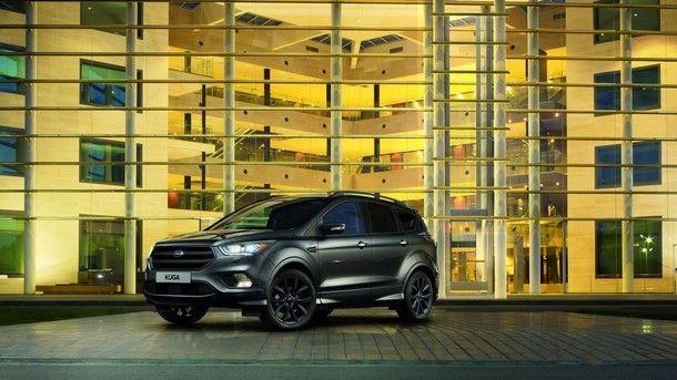 Ford เปิดตัว Kuga S-Line เอสยูวีรุ่นตกแต่งพิเศษ ที่มาพร้อมดุดันเต็มขั้น