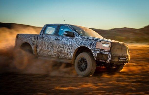 Ford เตรียมเปิดตัว Ranger RAPTOR ปิกอัพสายลุยรุ่นใหม่ อย่างเป็นทางการในปี 2018 แฟนๆ ชาวไทยกำเงินรอได้เลย !!