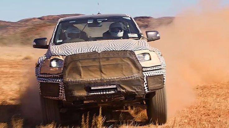 เอาแล้ว! Ford อาจทำ Everest Raptor รองรับตลาดรถอเนกประสงค์สมรรถนะสูง