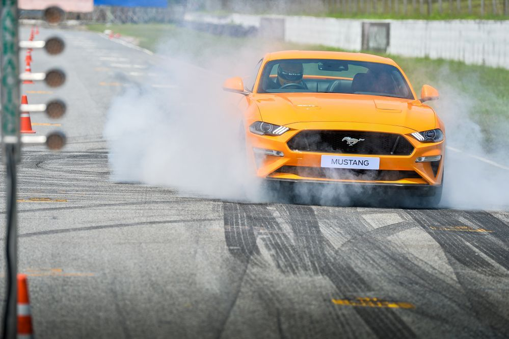 Ford Mustang เปิดตัว ประกาศขายอย่างเป็นทางการครั้งแรกในประเทศไทย รับประกันกว่า 5 ปี