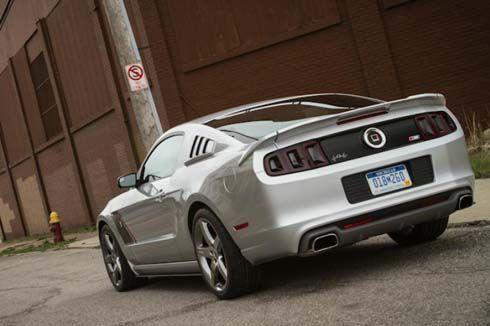 Ford Mustang รุ่นปี 2013 ใหม่ยังไม่ทันไร เจอ Roush จับมาทำชุดแต่งขาย