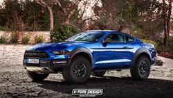 Mustang Raptor? เมื่อรถซูเปอร์คาร์ที่แกร่งแบบกระบะพันธุ์อึดกำเนิดใหม่ ?