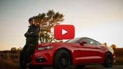 หัวใจยังหนุ่มแน่น! พบคุณปู่วัย 97 ปี เจ้าของ Ford Mustang ที่แก่ที่สุดในโลก