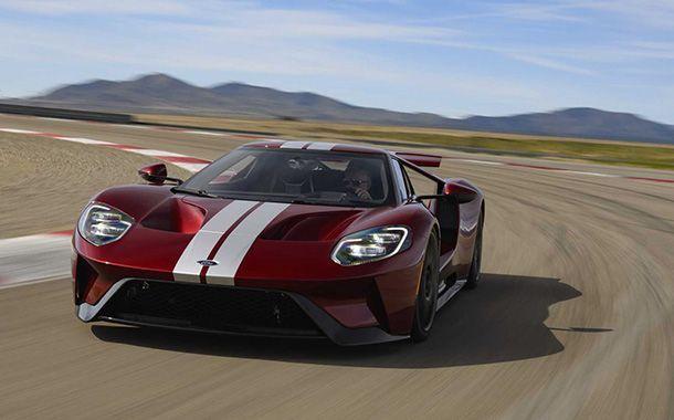 Ford ไม่สนส่ง GT ทำสถิติในสนามเนอร์เบิร์กริง