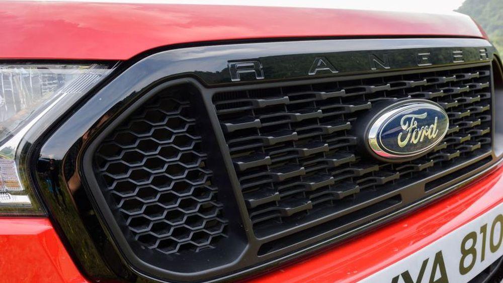 Ford รั้งอันดับ 3 ตลาดรถปิกอัพเหนียวแน่น