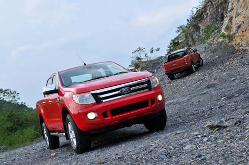 Ford พร้อมเปิดตัว Ranger ใหม่ และ Fiesta Sport Plus ในงาน Motor Expo 2011