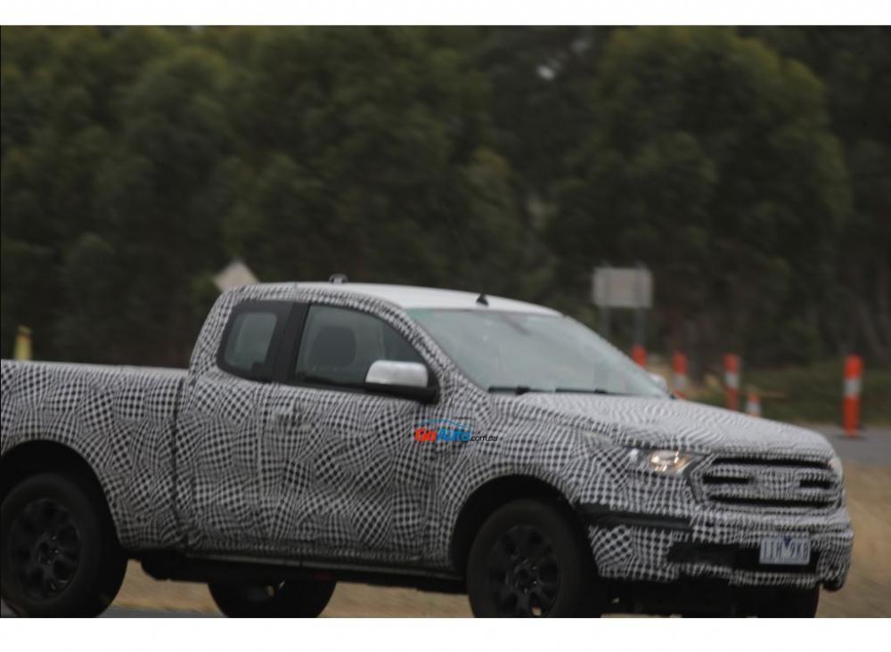 Ford Ranger รุ่นปี 2019 จะมาพร้อมขุมพลังดีเซล 2.0 ลิตรใหม่เอี่ยมแกะกล่อง