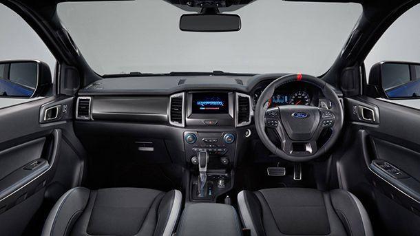 เผย Ford เกือบตัดสินใจใช้เกียร์อัตโนมัติ 13 สปีดใน Ranger Raptor