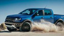 เปิดตัว Ford Ranger Raptor กระบะพันธุ์สุดโหด พลังเทอร์โบคู่ 213 แรงม้า เกียร์อัตโนมัติ 10 สปีด