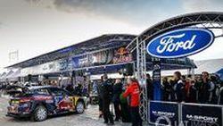 Ford หวนคืนสนามแข่งแรลลี่ WRC ฤดูกาล 2018