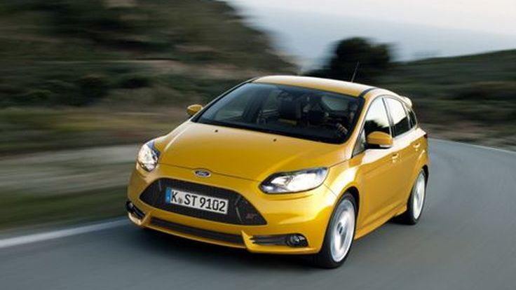 Ford แรงต่อเนื่องรับปี 2556  ทำสถิติยอดขายประจำเดือนมกราคมสูงสุดเป็นประวัติการณ์