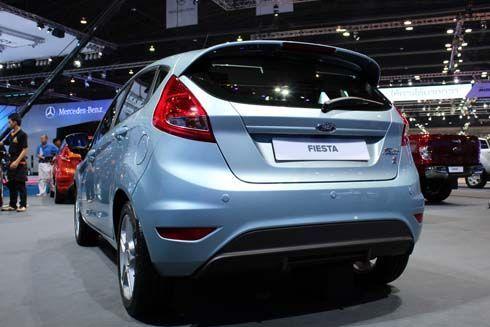 ยอดขาย Ford เดือนมีนาคมสูงสุดเป็นประวัติการณ์ ดันยอดขายไตรมาสแรกทำสถิติใหม่