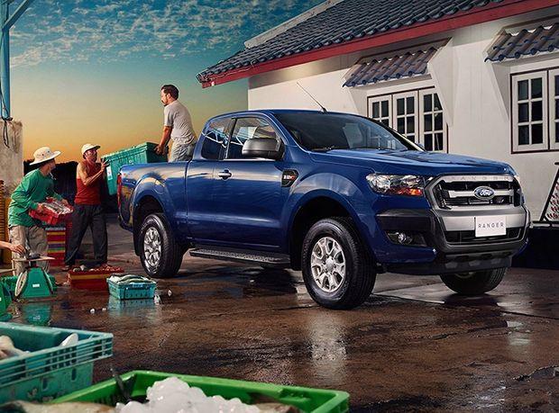 ยอดขาย Ford ในเอเชีย แปซิฟิกทะลุ 1 ล้านคัน
