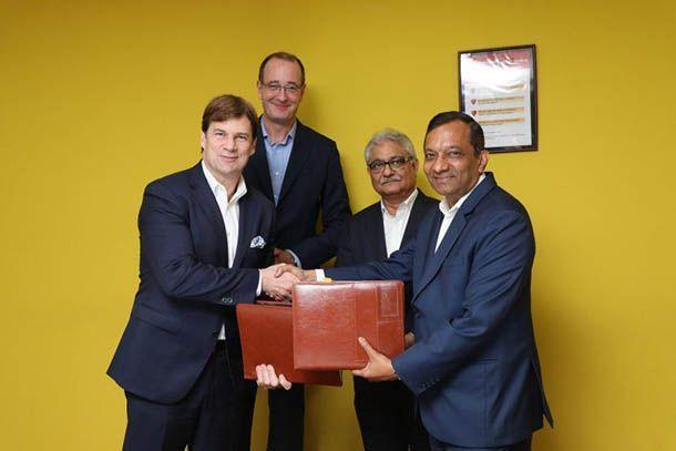 Ford จับมือ Mahindra ผนึกกำลังพัฒนารถเอสยูวีร่วมกัน
