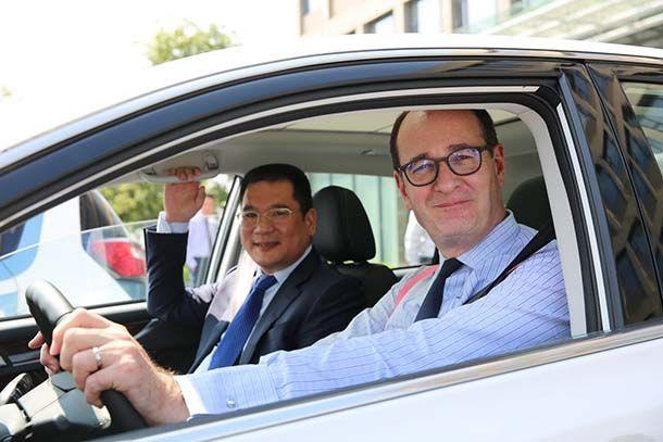 Ford ลงนามเอ็มโอยูกับบริษัทรถจีน มุ่งผลิตรถพลังไฟฟ้าในแดนมังกร