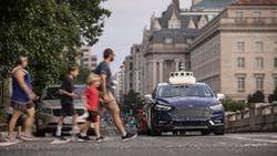 Ford เริ่มทดสอบรถขับขี่อัตโนมัติที่ Washington D.C แล้ว