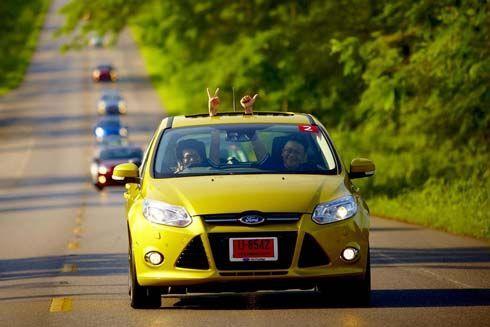 Ford ไทย เผยยอดขายเดือนกรกฎาคมทำสถิติสูงสุดเป็นประวัติการณ์