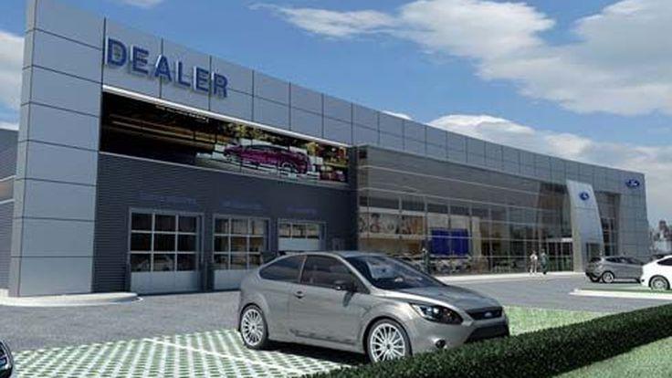 Ford ประเทศไทย ตั้งเป้าขยายเครือข่ายโชว์รูมและศูนย์บริการ 140 แห่ง ภายในปีหน้า