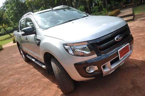 ฉุดไม่อยู่! Ford ประเทศไทย เผยยอดขายเดือนตุลาคมพุ่ง 62 เปอร์เซ็นต์