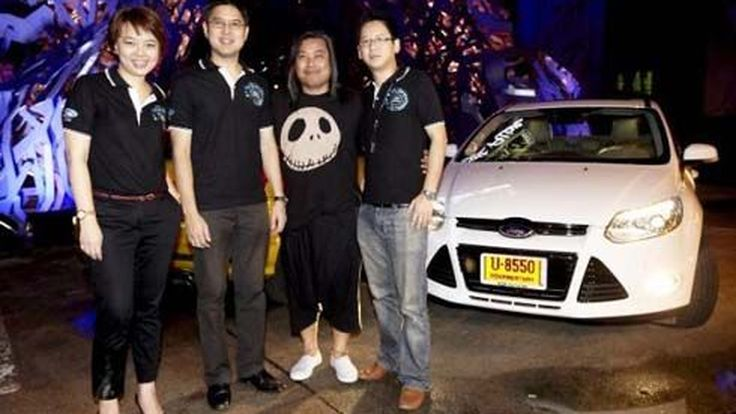 """Ford ประเทศไทย จัดทัวร์สุดพิเศษ """"ฮาโลวีน ซิตี้ ทัวร์ กับ Ford Focus ใหม่"""""""