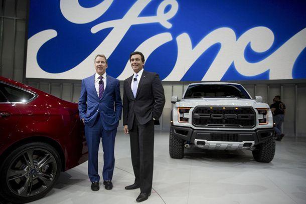 Ford จ่อเปลี่ยนตัวซีอีโอ หลังราคาหุ้นตกต่ำต่อเนื่อง