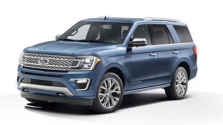 Ford Expedition โฉมใหม่ จะมาพร้อมตัวถังอลูมิเนียม และขุมพลัง EcoBoost