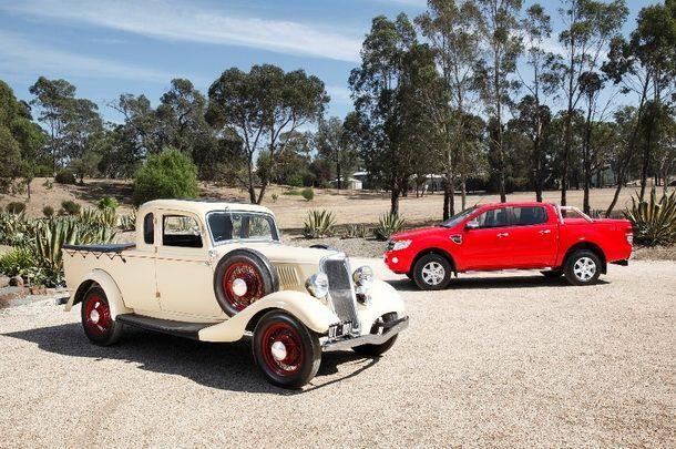 Ford Ute กระบะสัญชาติออสเตรเลีย ฉลอง 80 ปี การเป็นผู้บุกเบิกรถกระบะยุคใหม่